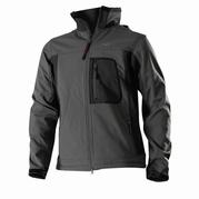 Owney Companion Softshell Jack Unisex Grijs